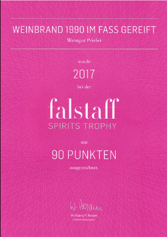 Falstaff Spirits Trophy 2017