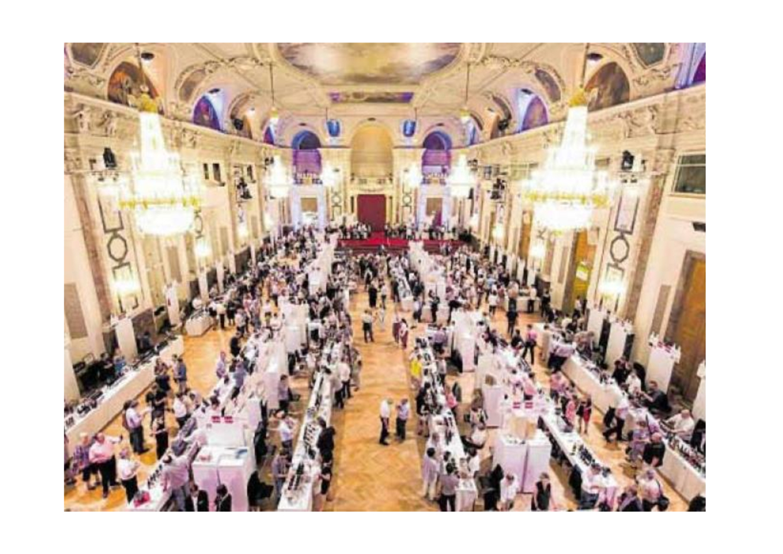 Die Weinmesse VieVinum