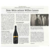 thumbnail of Dem Wein seinen Willen lassen