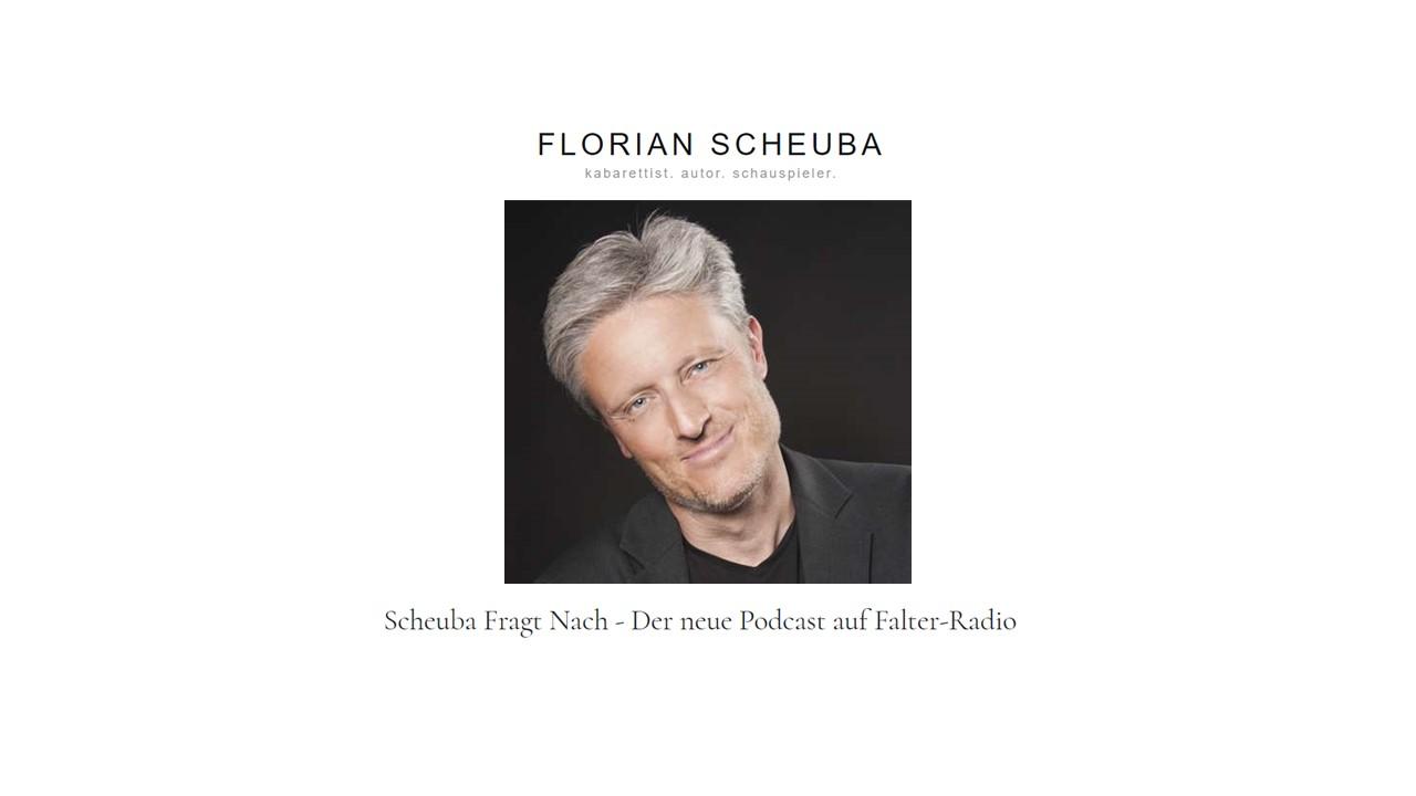 "Podcast ""Scheuba fragt nach"""